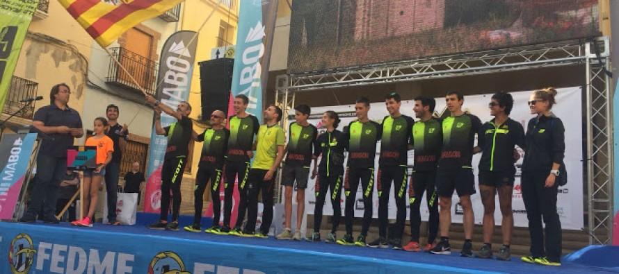 Grupo de tecnificación aragonés de Carreras por Montaña GTACAM 2020