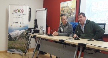 Jornadas Montañeras: Ánchel Belmonte: Pirineos «una historia en seis montañas»
