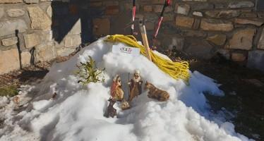 Belén Montañero en la Virgen de la Plana_2019