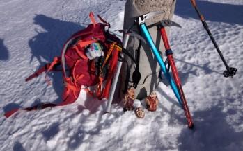 Belén de altura en el Pico Cotiella (2.912m)
