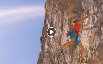 Anna Stöhr: campeona mundial de boulder (YMQEC-29)