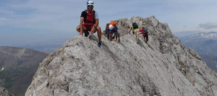 Ascensión a la Tuca de Culebras y  Vallibierna desde el pantano de Llauset