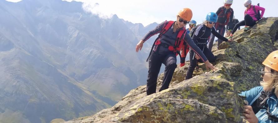 Calendario de Otoño de las salidas de Alpinismo