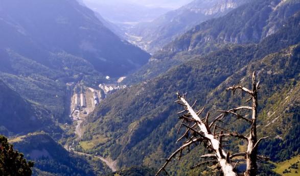 Senderismo a la zona de la Raca (Canfranc) día 19 de septiembre de 2021