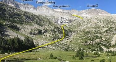 Ascensión al Pico Tempestades y Pico Margalida 23 de Octubre de 2021